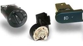 Interruptores, llaves y contactos
