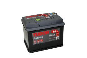 Tudor TB621 - BATERÍA 12V 45AH 330A 237X127X227MM