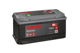 Tudor TB852 - Batería 74Ah/680A + IZQ, 278+175+190mm