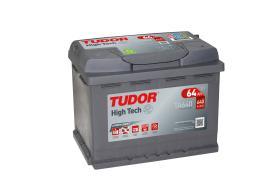 Tudor TA640 - BATERÍA 12V, 61AH 600A 242X175X175MM