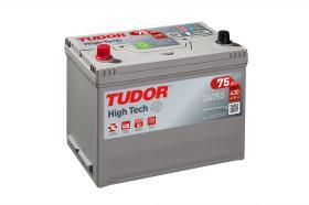 Tudor TA755 - Batería 72Ah/720A + DER, 278+175+175mm