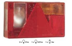 Indere A110 - PILOTO LATERAL SEAT 600,850,124,EBRO Y OTROS