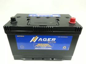 Baterías Ager 60530 - Bateria 96AH/780A  +  DER, 354x175x190mm