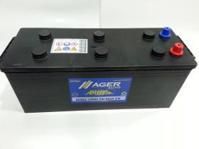 Baterías Ager 62003 - BATERIA AGER 110AH/800A  +  DER