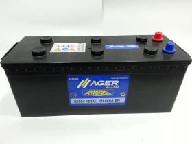 Baterías Ager 62034 - Bateria 140AH/800A  +  IZQ, 513x189x220mm