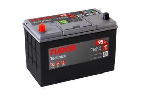 Tudor TB955 - BATERÍA 12V 95AH 720A 306X173X222MM +DER