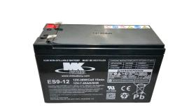 MK Powered ES912 - BATERIA AGM  6V 7AH      151X34X94