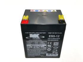 MK Powered ES512 - Bateria AGM  6V 4AH, 71x47x107