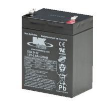 MK Powered ES2912 - Bateria AGM 12V 26AH, 166x175x125