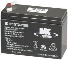 MK Powered ES712 - Bateria AGM 12V 5AH, 90x70x109