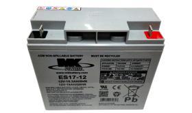 MK Powered ES1712 - BATERIA AGM 12V 14AH    151X99X100