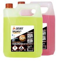 Iada 500688 - Anticongelante 50% organico amarillo 5 L. ASER